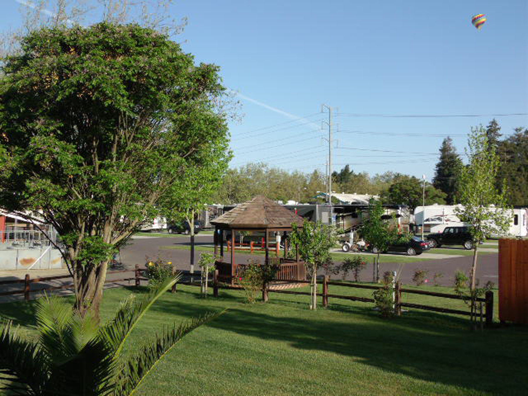 Napa Valley Expo The RV Park